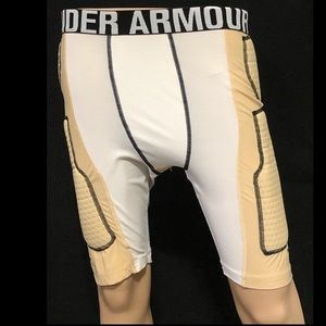 Under Armour Basketball Compression Shorts